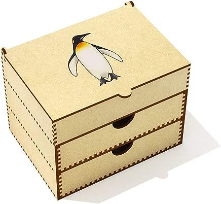Azeeda  Emperor Penguin  Vanity Case Makeup Box  VC00020340
