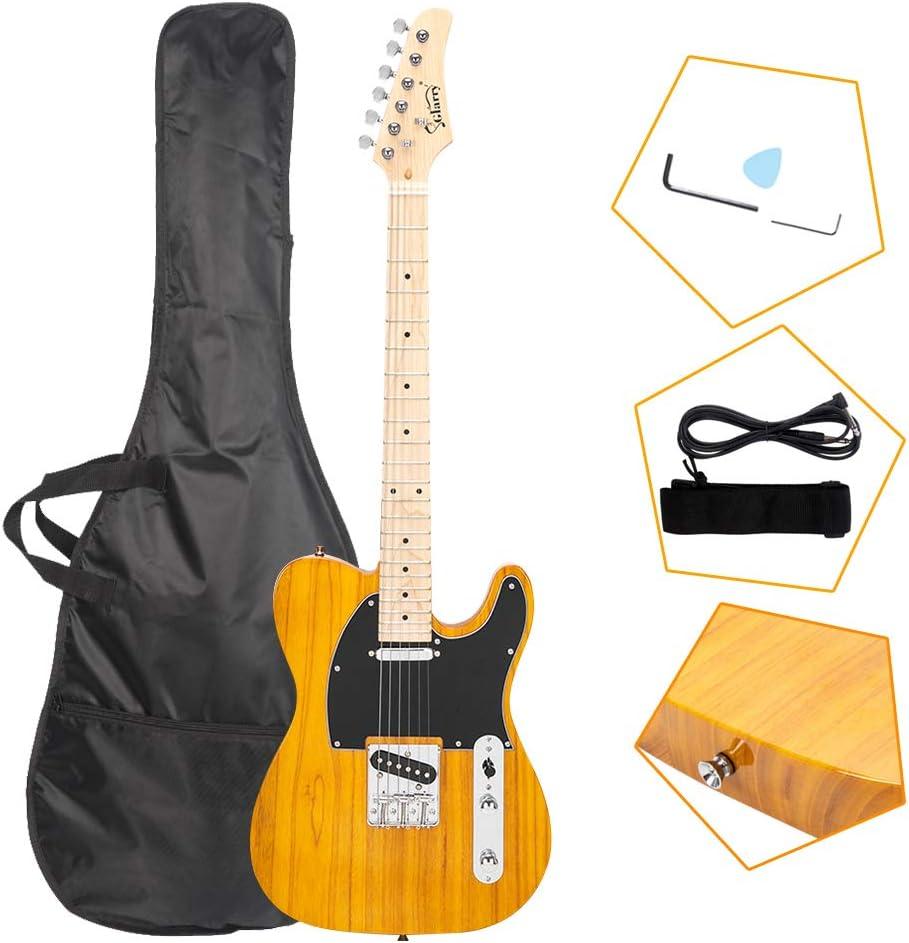 39 Inch Electric Guitar Kit Bundle Beginner 2021 model - Max 57% OFF Gu