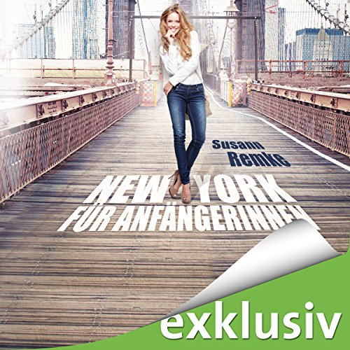 New York für Anfängerinnen audiobook cover art