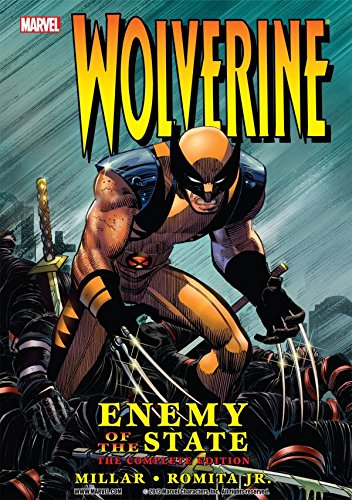 Wolverine: Enemy of the State (Wolverine (2003-2009)) (English Edition)