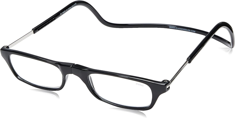CliC Magnetic overseas Closure Reading Glasses XXL Headba with Adjustable San Diego Mall