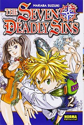 THE SEVEN DEADLY SINS 02 (Manga - Seven Deadly Sins)