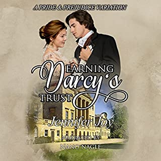 Earning Darcy's Trust cover art