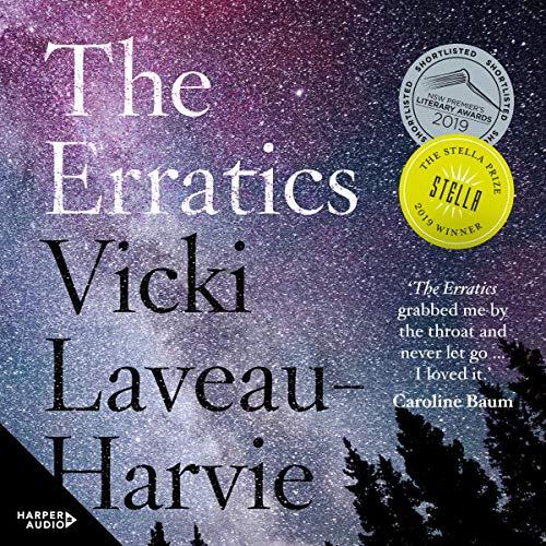 The Erratics cover art