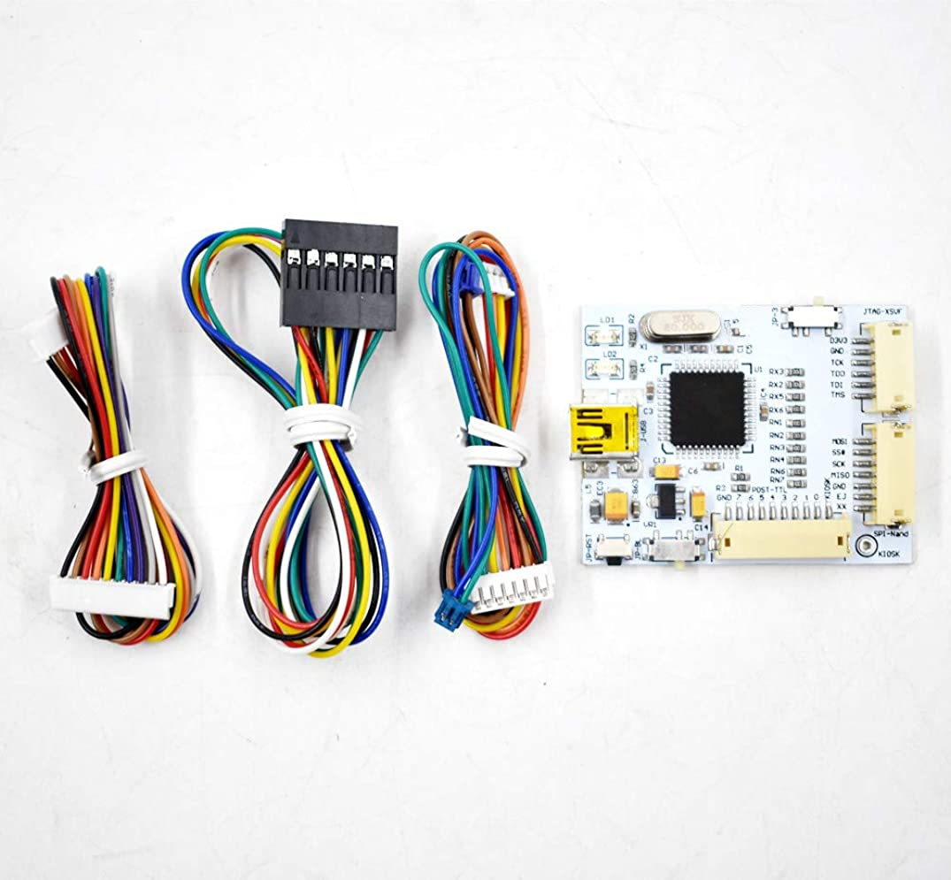 JR J-R Programmer V2 NAND SPI + 3 Cable Set for Microsoft Xbox 360 Video Game Accessories