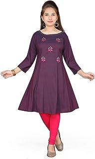 Aarika Girl's Regular Dress