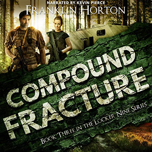 Compound Fracture audiobook cover art