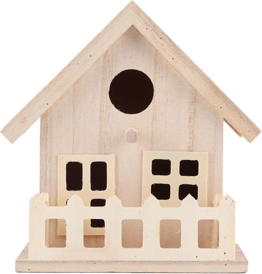 Jeanoko Bird House Hanging Trust Houses Ranking TOP20 Outside Clearance for Bi