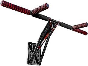 Premium 2in1 optrekstang & dipbar   Sportstech KS700   lichte montage   mobiel fitnessapparaat voor thuis + muur, boom, tu...