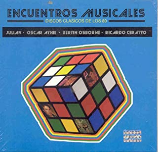 Encuentros Musicales 4 CDs