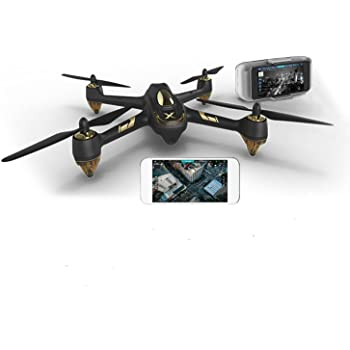 Hubsan X4 H501A GPS Drone App Compatible WiFi Drone with 1080P HD Camera 6 Axis Gyro Quadcopter Brushless Motor