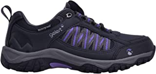 Gelert Mujer Horizon Low Zapatillas Impermeable De Senderismo Trekking Azul Marino 38 EU