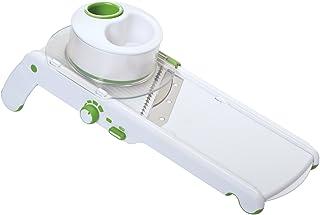 Progressive 55220 Slice Mandoline, White/Green