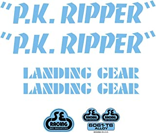 SE Bikes PK Ripper Decal Set