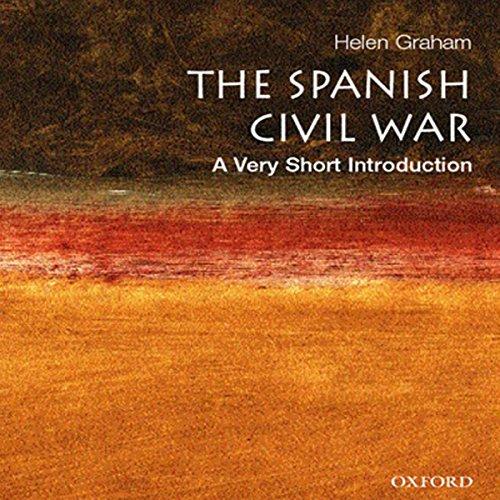 The Spanish Civil War audiobook cover art