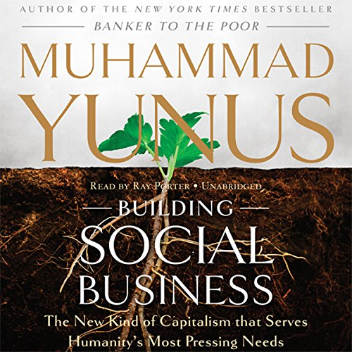 Building Social Business  By  cover art
