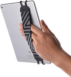 """SHC タブレットPC用安全ハンドストラップ - Apple iPad, iPad 4 (iPad 2 & 3), iPad Air (iPad Air 2), iPad Mini - iPad Pro 9.7 """" - Samsung Gala..."""