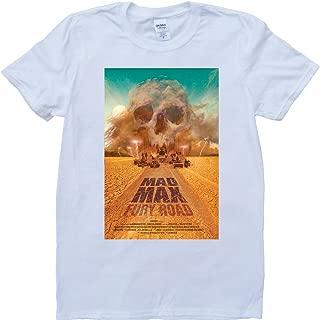 Mad Max Fury Road Short Sleeve Crew Neck Custom Made T-Shirt