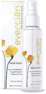 Home Health Everclen Facial Toner - 4 fl oz - Gentle Hydration Spray, Refreshing & Hydrating Spray, For Dry, Sensitive Ski...