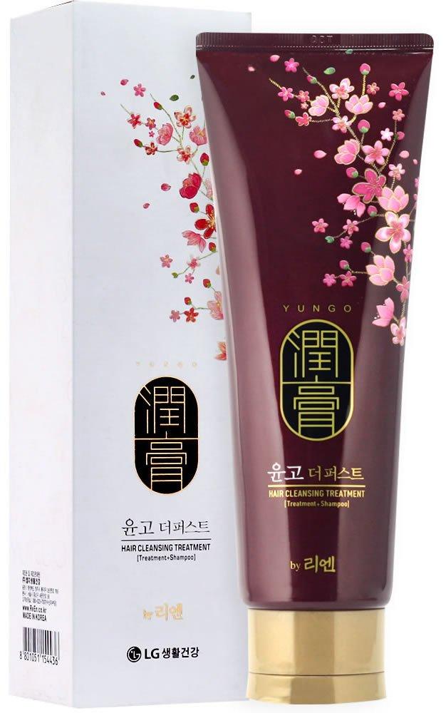 LG Reen Yungo Hair Cleansing Treatment Shampoo 250ml/8.45 Ounce
