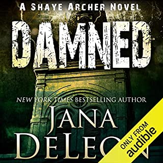 Damned                   Written by:                                                                                                                                 Jana DeLeon                               Narrated by:                                                                                                                                 Julie McKay                      Length: 7 hrs and 53 mins     2 ratings     Overall 5.0