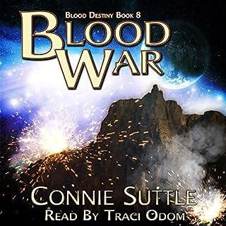 Blood War audiobook cover art