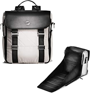 PAPERCLIP Diaper Bag Travel Diaper Change Pad - Large Capacity, Stylish, Multifunctional - Portable Diaper Changing Station