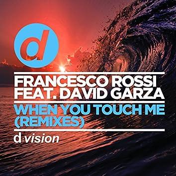 When You Touch Me (feat. David Garza) [Remixes]