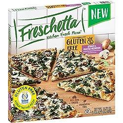 Freschetta Spinach & Roasted Mushroom Gluten Free Pizza, 16.77 oz (frozen)