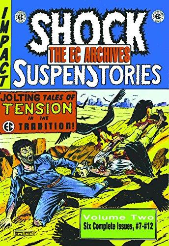 The EC Archives: Shock Suspenstories Volume 2