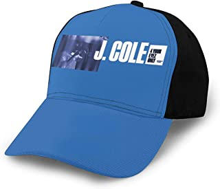 Grkou J. Cole Dreamville 4 Your Eyez ONLY Tour Baseball Cap Women Men Baseball Hat Adjustable Classic Cap