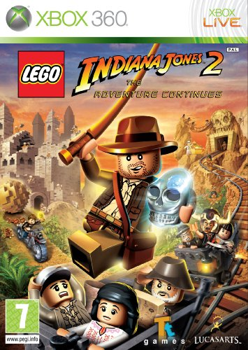 Lego Indiana Jones 2: The Adventure Continues [UK Import]
