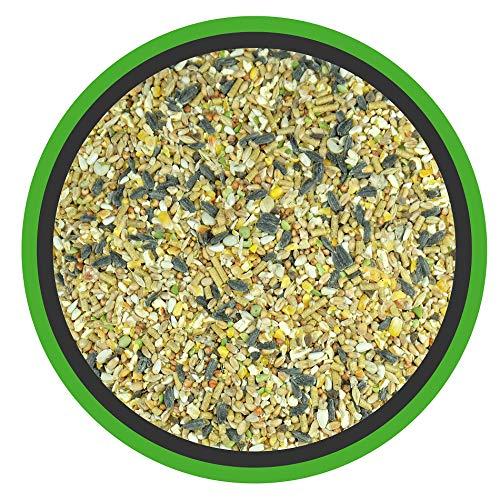 MeineHennen (EUR 0,97/ kg) HENNEN-VITAL EXZELLENT Plus 30 kg - Premium Körnermischung mit Gentechnik-Freien Soja-Pellets - Alleinfuttermittel für Hühner und Wachteln