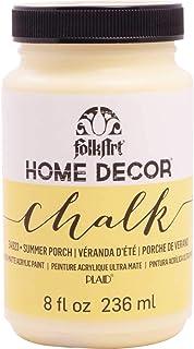 FolkArt Home Decor Chalk Finish Paint 8oz-Summer Porch