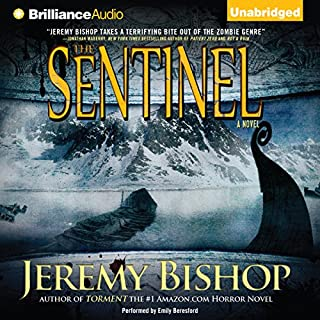 The Sentinel     A Jane Harper Horror Novel, Book 1              By:                                                                                                                                 Jeremy Bishop                               Narrated by:                                                                                                                                 Emily Beresford                      Length: 8 hrs and 8 mins     118 ratings     Overall 3.7