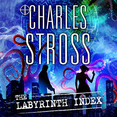 The Labyrinth Index audiobook cover art