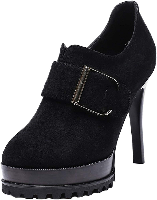 11cm Mode DamenschuheMund Schuhe Tiefe Joker Lbtsq Hochhackigen cFJK1l