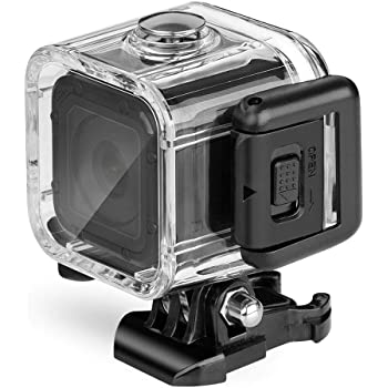 JINGZ ST-214 Waterproof Protective Skeleton Housing Case with Bracket for GoPro HERO5 Session//GoPro HERO4 Session Durable