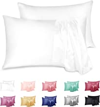 satin pillow covers online india