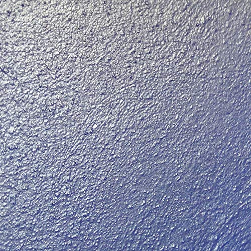 1kg (ca. 1Liter) (Grundpreis 24,90€/kg) Effektfarbe Metallic, Metallic Farbe, Wandfarbe, Wand-Farbe, Glitzer Wandfarbe, Farbe mit Glitzer, Glitzereffekt, Glitzer Effekt, Glitter (Eisblau Metallic)