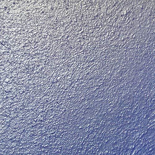 1kg (ca. 1Liter) (Grundpreis 23,90€/kg) Effektfarbe Metallic, Metallic Farbe, Wandfarbe, Wand-Farbe, Glitzer Wandfarbe, Farbe mit Glitzer, Glitzereffekt, Glitzer Effekt, Glitter (Eisblau Metallic)