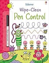 Wipe Clean Pen Control (Wipe-clean Books)