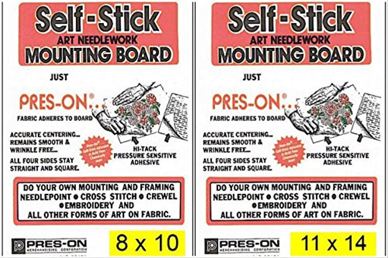 Mounting Boards Bundle - 8x10 & 11x14