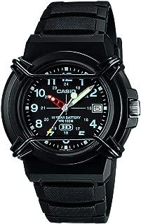 Casio Casual Watch Analog Display Quartz For Men Hda-600B-1B, Black Band