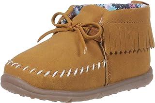 Every Step girls infant 1st walker Gwen fringe fashion boot