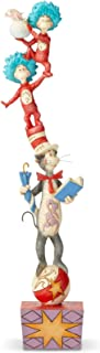 Enesco Dr. Seuss by Jim Shore The Cat in the Hat and Friends Figurine Multi-color