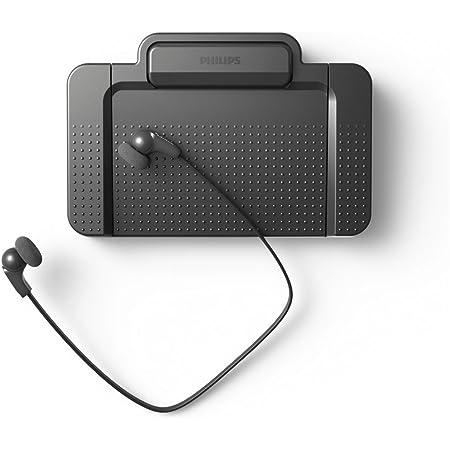 Philips Lfh5220 Set Aus Fußschalter Fußpedal Acc2310 Kopfhörer Lfh0334 Für Digitale Diktiersysteme Von Philips 3 Pedale Indiv Konfigurierbar Rutschfest Robust Besonders Ergonomisch Bürobedarf Schreibwaren