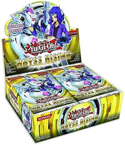 Yu-Gi-Oh  (Sammelkartenspiel) Abyss Rising Booster