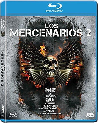 Los Mercenarios 2 Blu-Ray [Blu-ray]