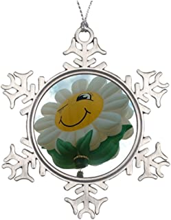 Xixitly Tree Branch Decoration Balloon Fiesta Albuquerque Special Shapes Daisy Fiesta Christmas Snowflake Ornaments With Pictures